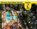 Have a fun family holiday at Les Sablines campsite; Vendres-Plage, Languedoc