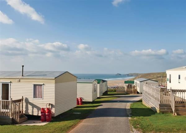 Seabreeze Bungalow at Liskey Hill Holiday Park in