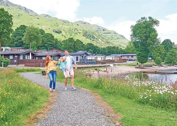 Relax and Explore Loch Lomond Holiday Park, Dumbartonshire