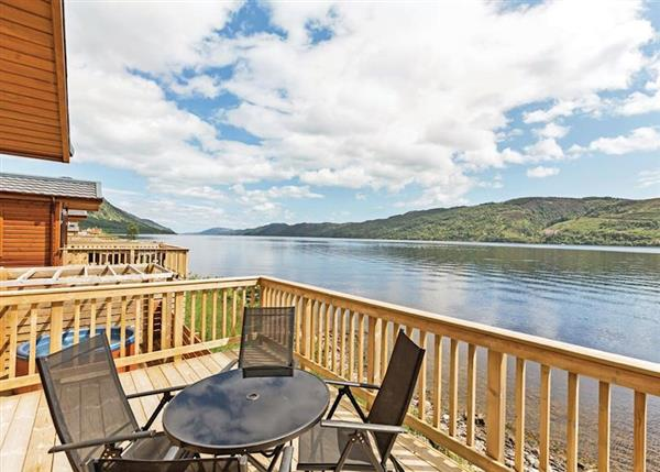 Relax and Explore Loch Ness Highland Park, Inverness-Shire
