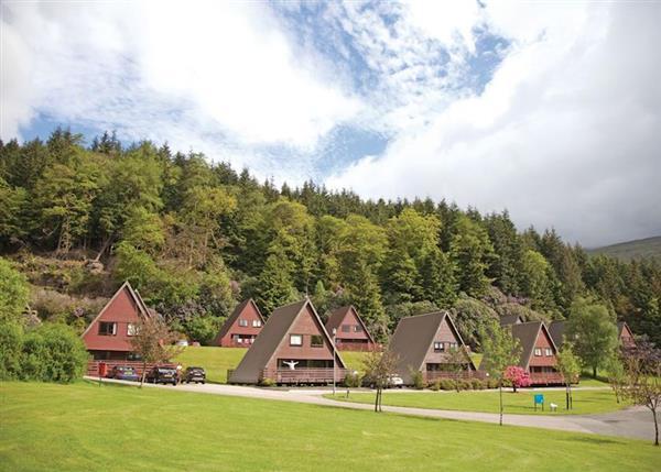 Go Active Lochgoilhead Lodges, Argyll