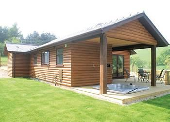 Lodge Escape Lower Fishpools Lodges, Powys