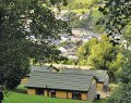 The family will have a great time at Manleigh Chalet; Combe Martin