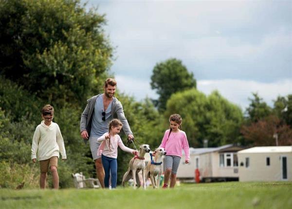 Family Fun Marton Mere, Lancashire
