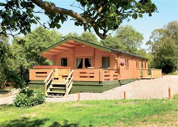 Lodge Escape Mill Meadow Lodges, Powys