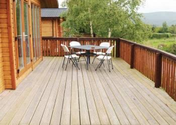 Relax and Explore Mountain View Lodges, Kincardineshire