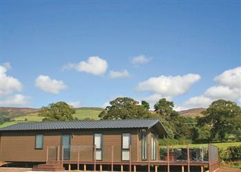Lodge Escape Mudo Mynydd Lodges, Denbighshire