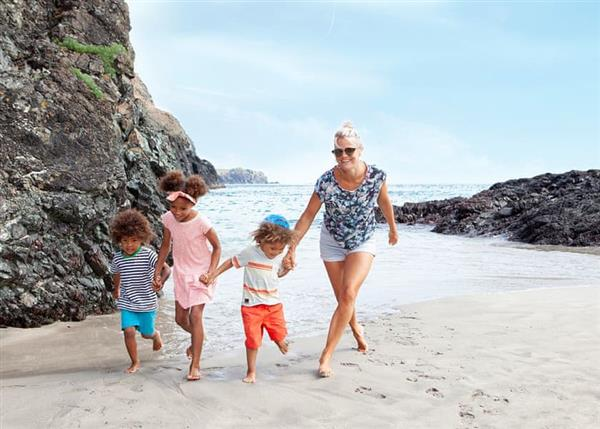 Family Fun Plus Mullion, Cornwall