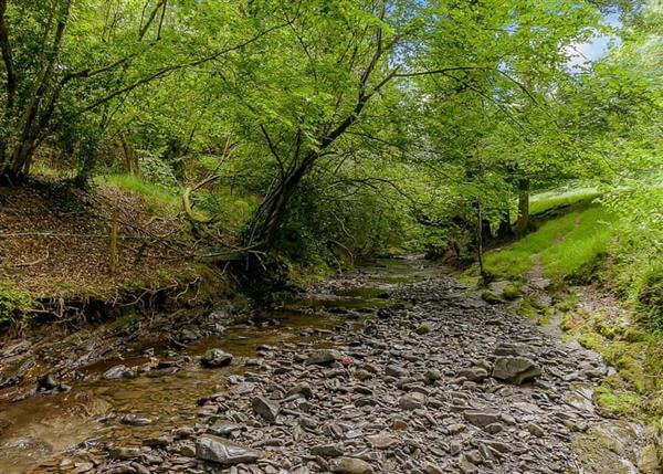 Bouja Nant-y-Coed Lodges, Powys