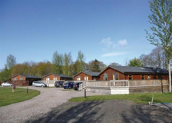 Relax and Explore Nether Craig Holiday Park, Perthshire