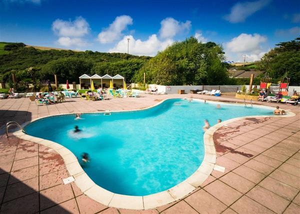 Family Fun Newquay Bay Resort, Cornwall