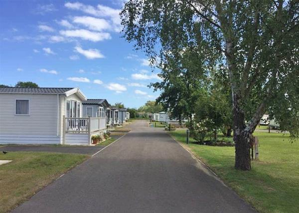 Relax and Explore Norfolk Broads Caravan Park, Norfolk