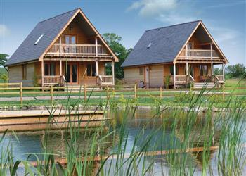 Lodge Escape Oasis Lodges, Herefordshire