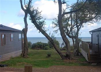 Ocean Lodges at Azure Seas Holiday Park in Corton, Suffolk
