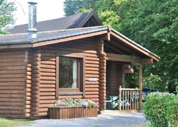 Lodge Escape Pantglas Hall Lodges, Dyfed