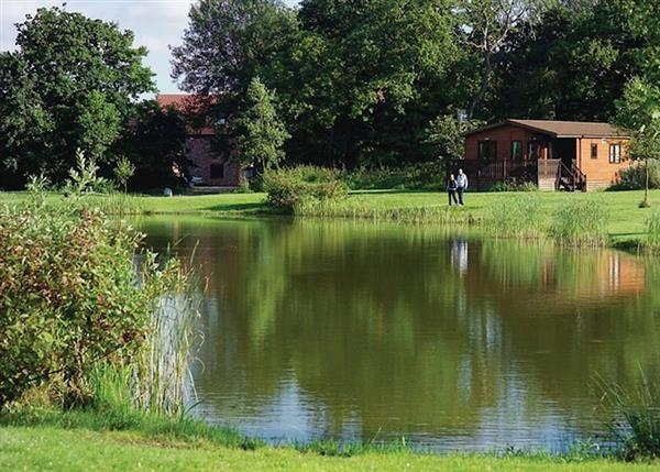 Lodge Escape Paradise Lakeside Lodges, North Yorkshire