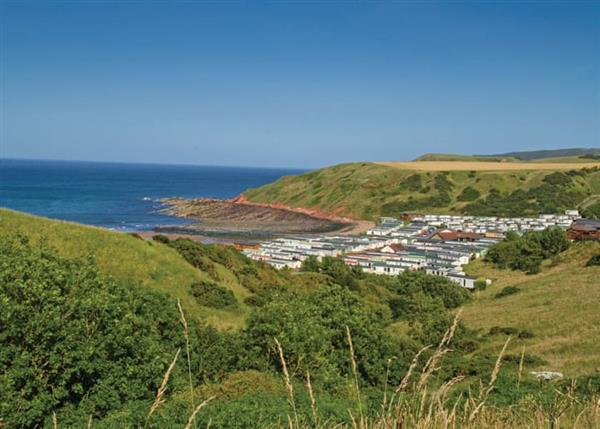 Relax and Explore Pease Bay Holiday Park, Berwickshire