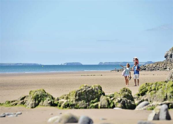 Family Fun Pendine Sands, Dyfed