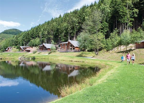 Evermore Penvale Lake Lodges, Denbighshire