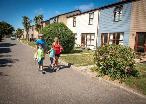 Family Fun Perran View Holiday Park, Cornwall