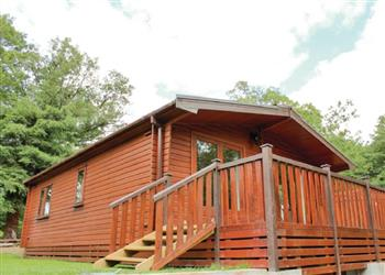 Lodge Escape Pine Lodges at Arscott Golf Club, Shropshire