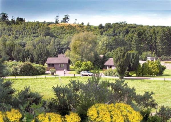 Lodge Escape Queenshill Lodges, Kirkcudbrightshire