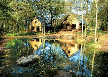 Relax and Explore Ramshorn Woodland Lodges, Staffordshire