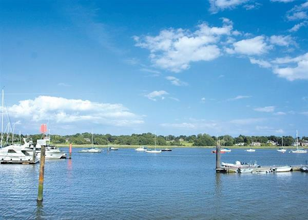 Relax and Explore Riverside Holidays, Hampshire