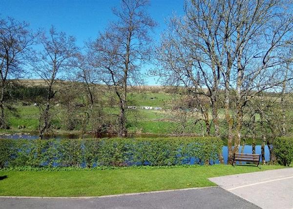Lodge Escape Riverview Holiday Park, Roxburghshire