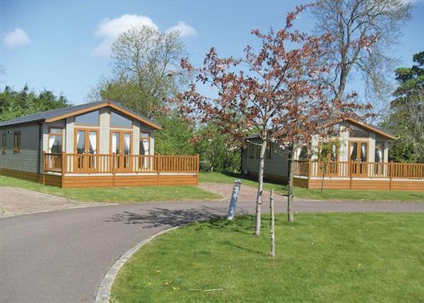 Lodge Escape Ranksborough Hall Lodges, Leicestershire
