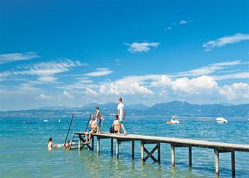 San Vito Cisano Campsite - Cisano, Lake Garda, Italy