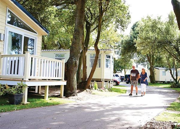 Relax and Explore Sandhills Holiday Park, Dorset