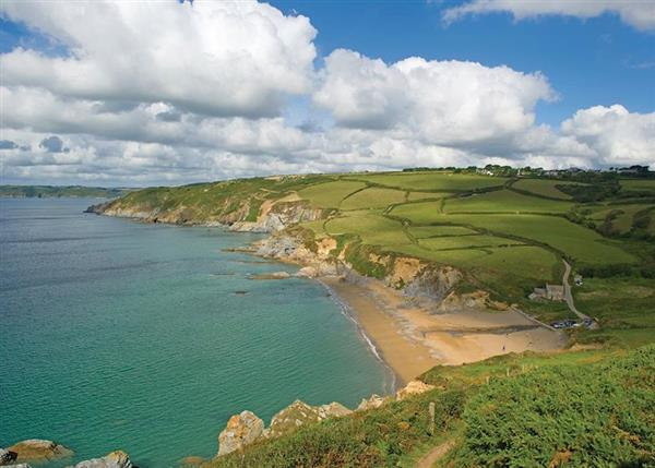 Relax and Explore Seaview Gorran Haven, Cornwall