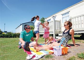 Family Fun Seawick Holiday Village, Essex