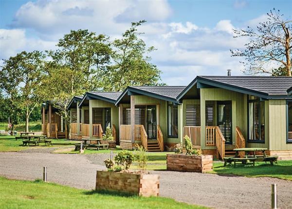 Lodge Escape Silverwood Lodges, Perthshire
