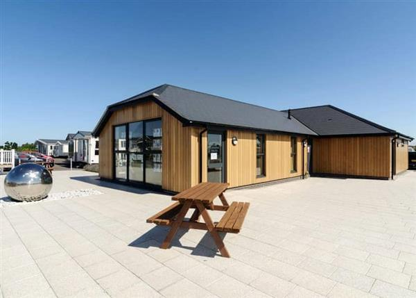 Relax and Explore Skegness Fields, Lincolnshire