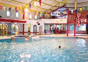 Family Fun Solway Holiday Village, Cumbria