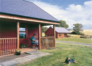 Lodge Escape Springwater Lodges, Ayrshire