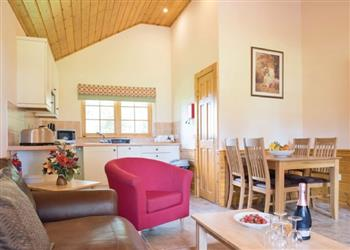 Lodge Escape St Andrews Forest Lodges, Fife