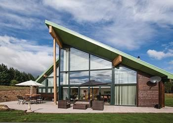 Relax and Explore Straker Lodges, Northumberland