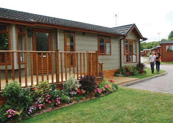 Lodge Escape Swainswood Park, Leicestershire