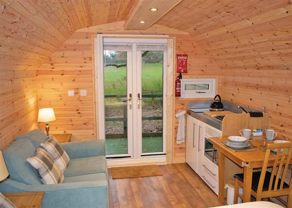 Relax and Explore Sweetings Wood Glamping, Hertfordshire