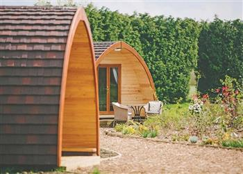 Bouja The Manor Resort Pods, South Humberside