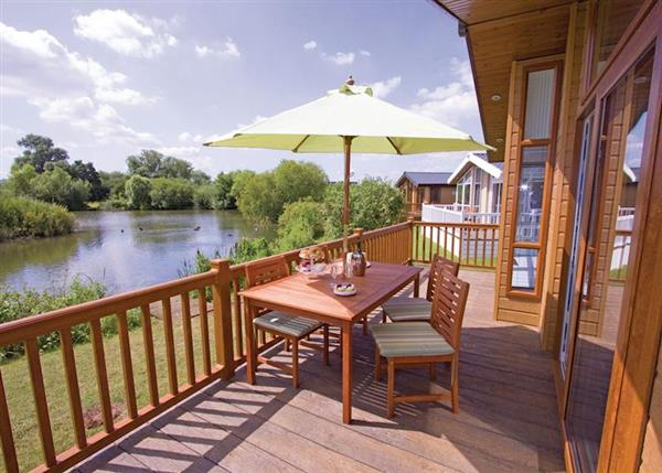 Relax and Explore The Springs Lakeside Holiday Park, Worcestershire
