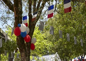 Ty Nadan campsite - Arzano, Brittany, France
