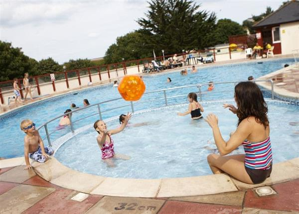 Waterside Gold Plus 4 at Waterside Holiday Park in Paignton, Devon