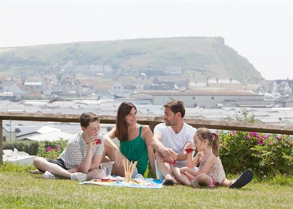 Family Fun West Bay, Dorset