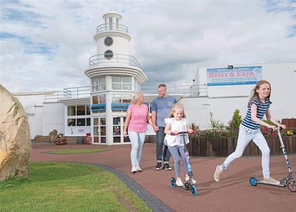 Family Fun Whitley Bay Holiday Park, Tyne and Wear