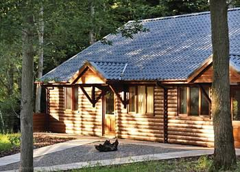 Wanderwood Woodland Park Lodges, Shropshire