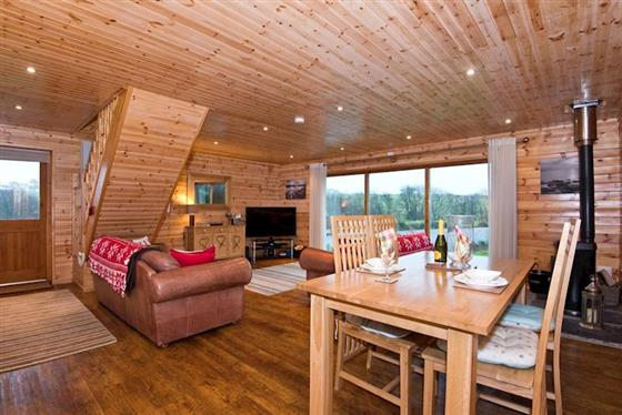 Alaw Lodge at Anglesey Lakeside Lodges, Menai Bridge
